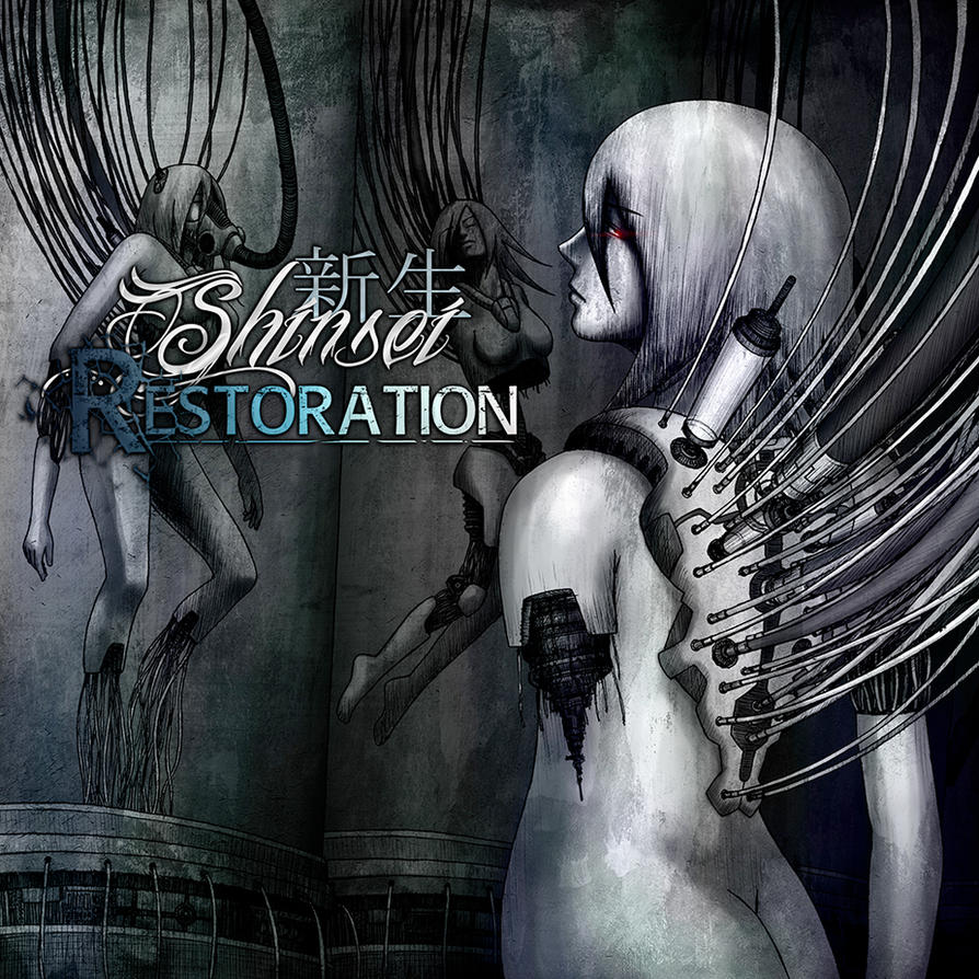 Shinsei Restoration Album Cover by KaMuiSouZou