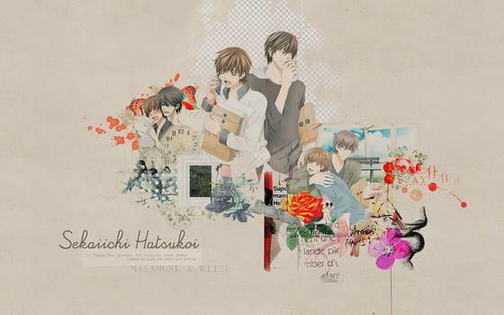 Sekaiichi Hatsukoi Wallpaper