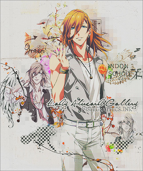 Uta no Prince ID_-_Jinguji Ren by lady-alucard