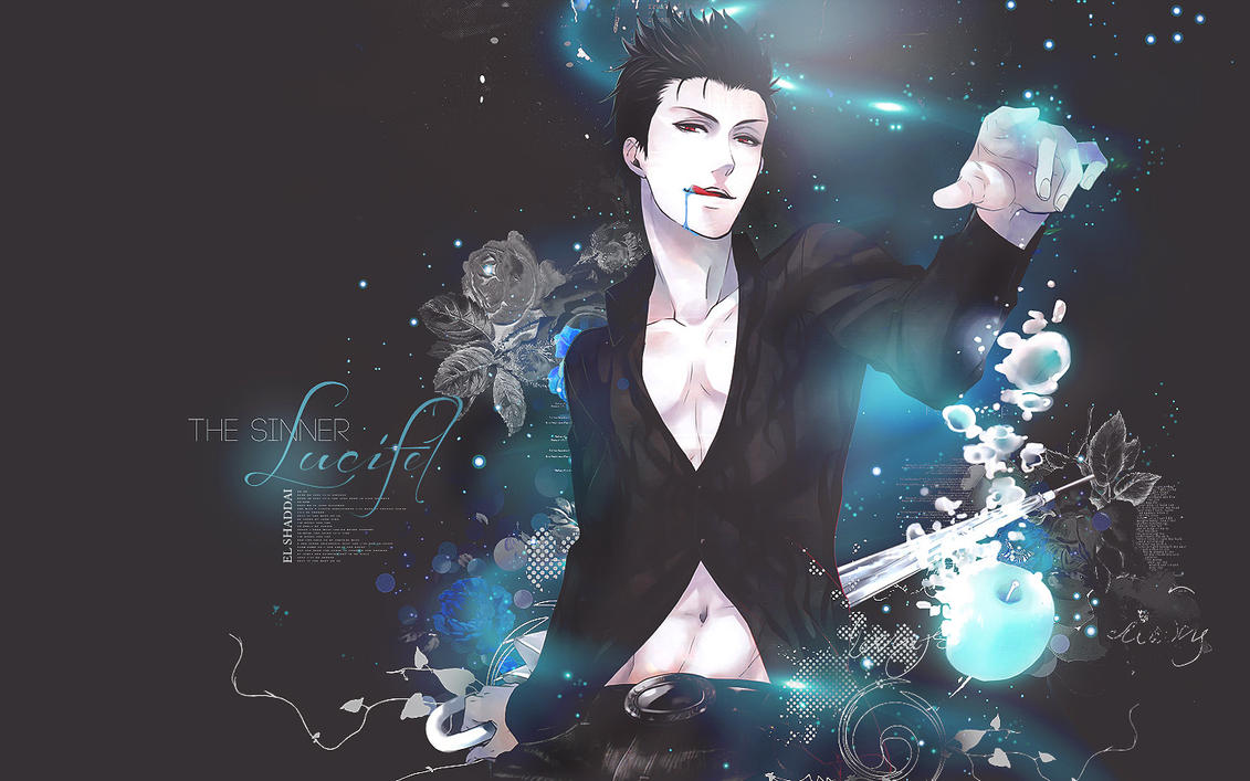 Lucifel_-_El shaddai_wallpaper by lady-alucard