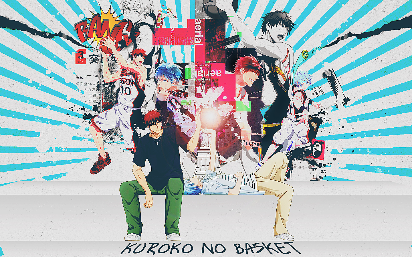 Kuroko no Basket_-_wallpaper by lady-alucard