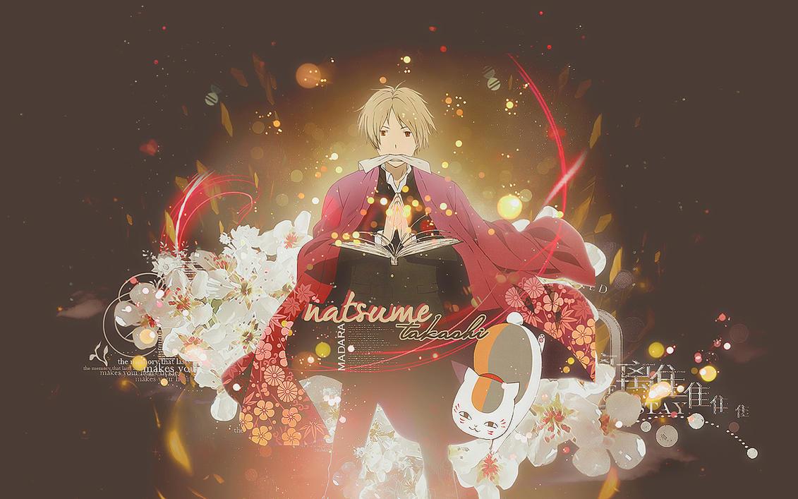 Natsume Yuujin Chou wallpaper by lady-alucard