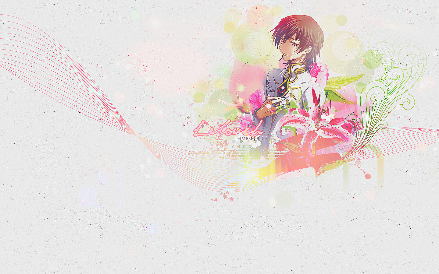 Wallpaper_-_Emperor Lelouch by lady-alucard