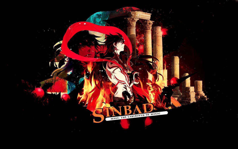 Sinbad_Magi - The Labyrinth of Magic by lady-alucard