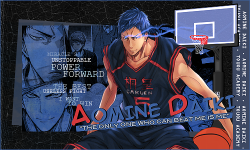 Aomine signature by lady-alucard