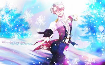 Viktor snow wallpaper