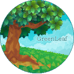 A Tree In GreenLeaf Pixel by SkywardSylphina