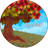 A Tree In Leaf-Fall Pixel by SkywardSylphina