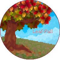 A Tree In Leaf-Fall Pixel by SkywardMeganium