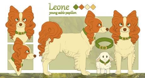 Leone Reference 2018 by SkywardSylphina