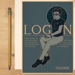 Logic by SkywardSylphina
