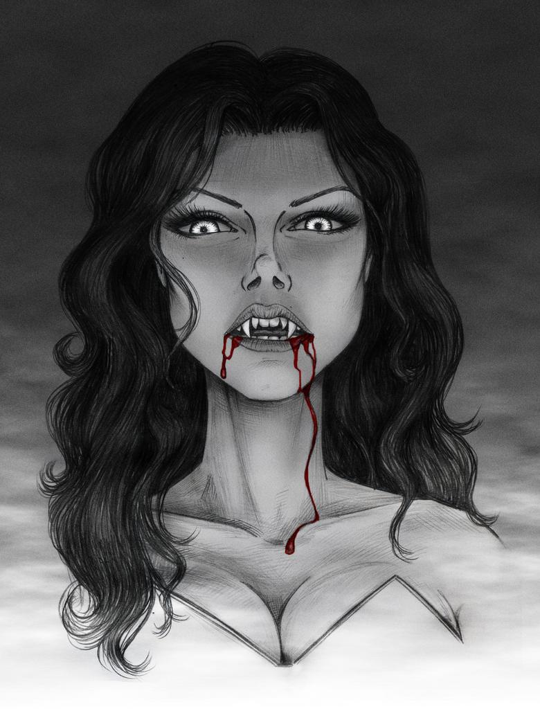 Vampire  (* w *) by Savtsov
