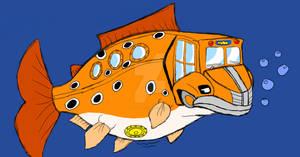 magic school bus salmon