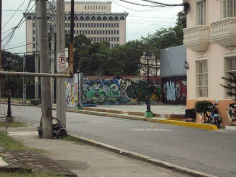 Quiet Manila Streets