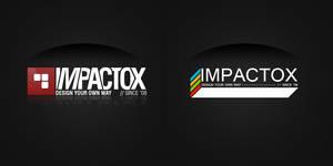 ImpactoX Logo 'frist draft' by ImpactoX