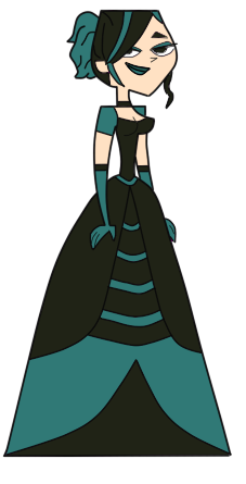 Gwen's dress by GothxMusicianGXT