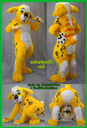 MadeFurYou sabertooth suit