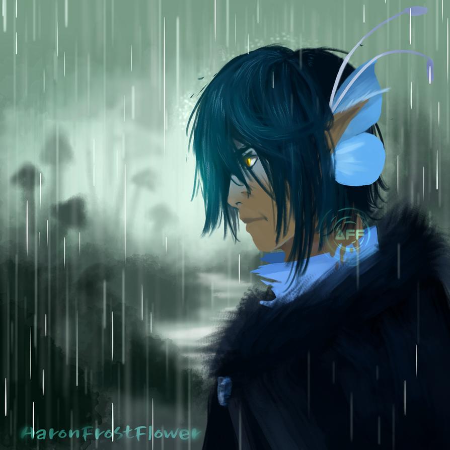 Avarys Rains by AaronFrostflower