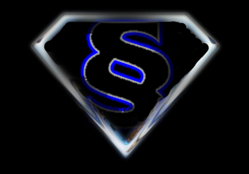 Superman Logo with double-s by Shaven-Shytzu