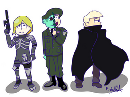 Metal Gear Osomatsu-san 2: Sons of Matsuno