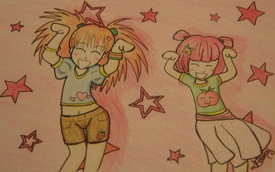 Caramel Dansen by Ellana7125
