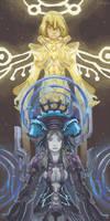 Forgotten Gods by katribou