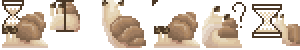 Snail cursors by embea