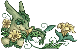 Azaree flower pixel by embea