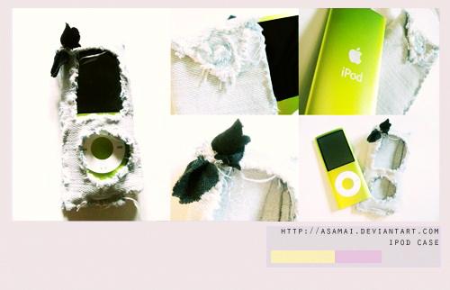 ipod DIY by Asamai