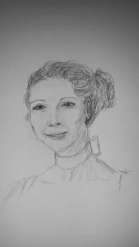 Claire Beauchamp (Caitriona Balfe) Outlander