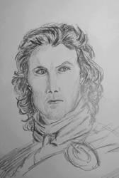 Jamie Fraser (Sam Heughan)  Outlander