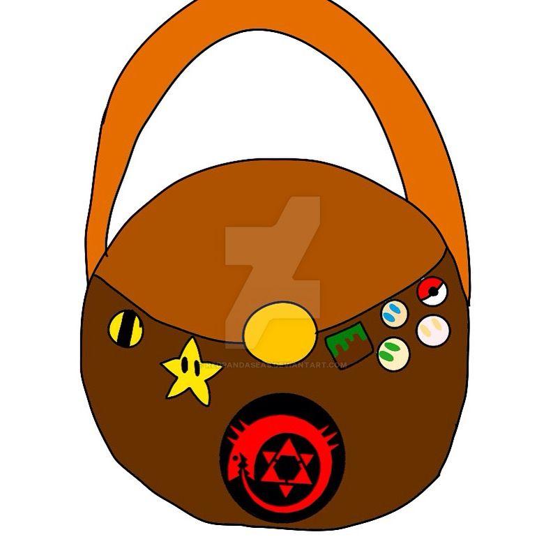 Macks Bag by Redpandaseas