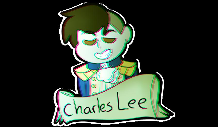 Instead of me he promotes Charles Lee by Redpandaseas