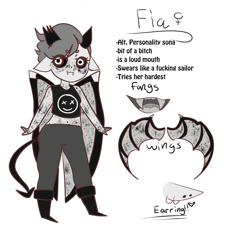 Fia by Redpandaseas