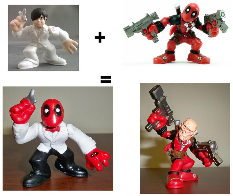 More Deadpool Super Hero Squad by Deadpoolandfriends