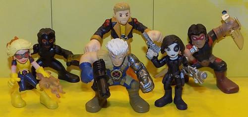 Super Hero Squad X-Force