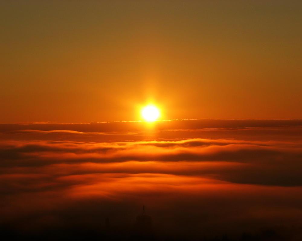 Sunrise sunrise wallpaper by SkipShadowglass