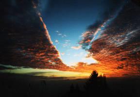 Sunrise by SkipShadowglass