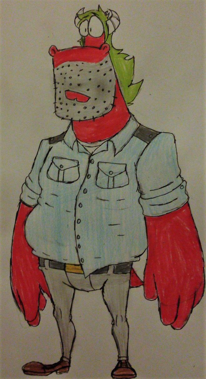 Connor Gadget by AshleyHellsan64