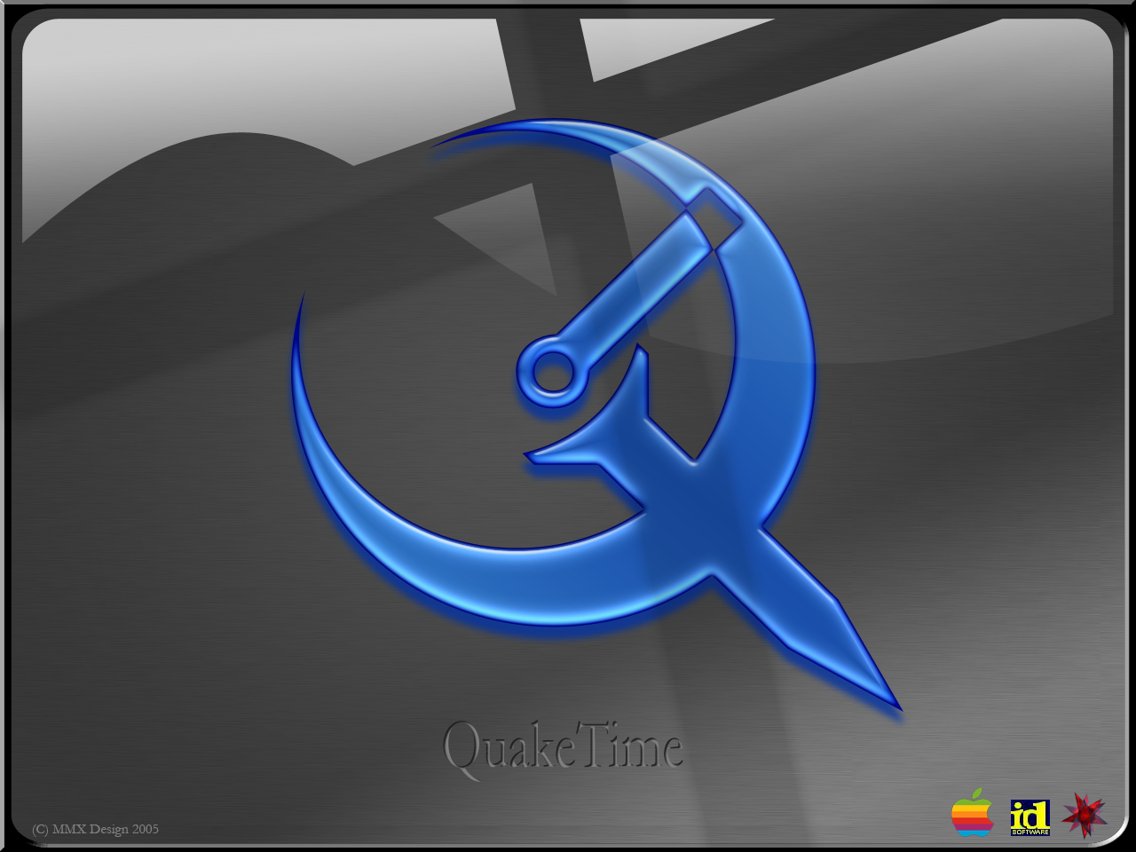 QuakeTime by MMX-Design