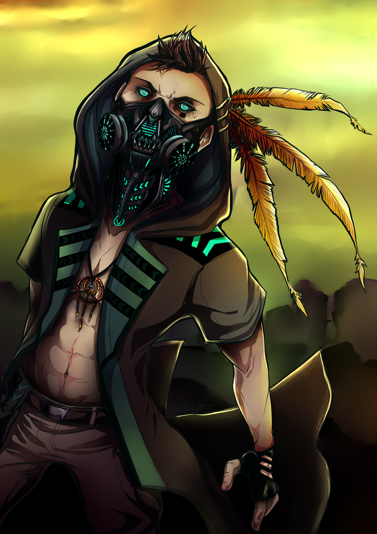 .:Wasteland:. by SeptemberFifteenth