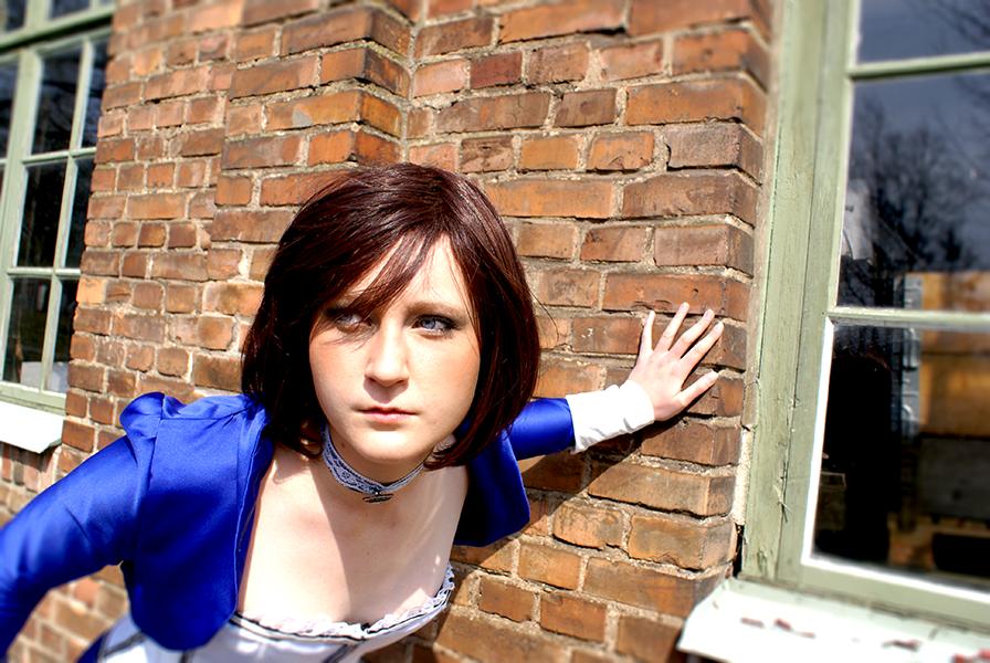 BioShock Infinite - Elizabeth Cosplay II by Seplium