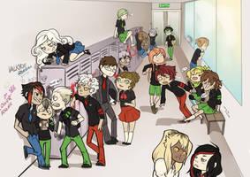 Animus Academy [SoA] by Seplium