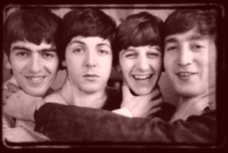 Good Old Fashion BEATLES Pic. by casscass11