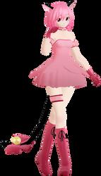 Ichigo Momomiya / Zoey Hanson / Mew Strawberry