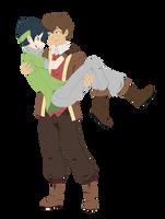 Milo + Luke by Floramy