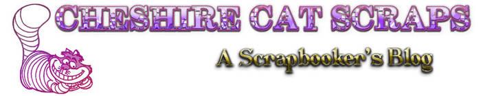 Cheshire Cat Scraps Logo by Izixa