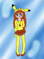 ~PIKA-Girl~ by mikuhatsume15