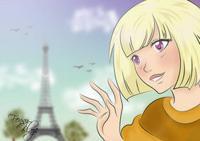 Paris by mikuhatsume15