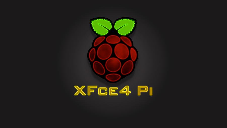XFCE4 Raspberry Pi wal...
